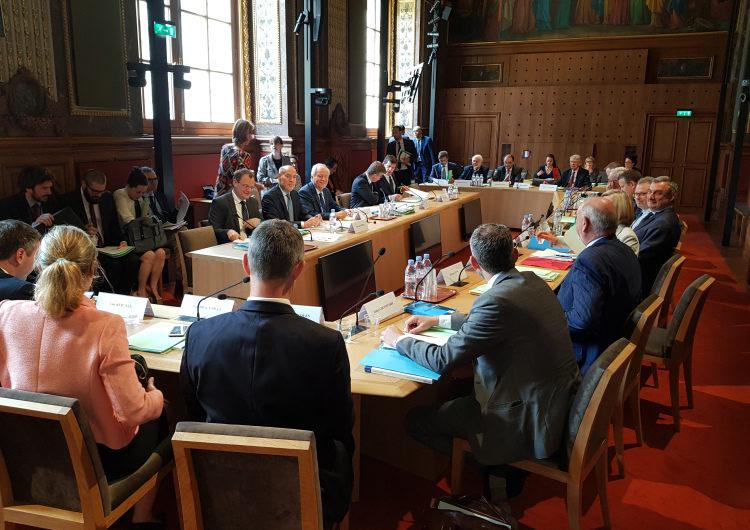 La commission mixte paritaire parvient à un accord sur le futur projet de loi de programmation militaire