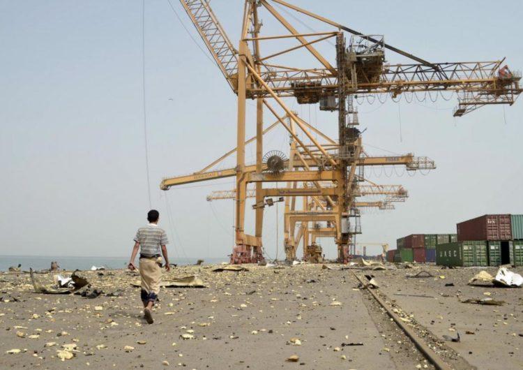YÉMEN – La rébellion houthie se dirait prête à transmettre le contrôle du port d'Hodeïda à l'ONU