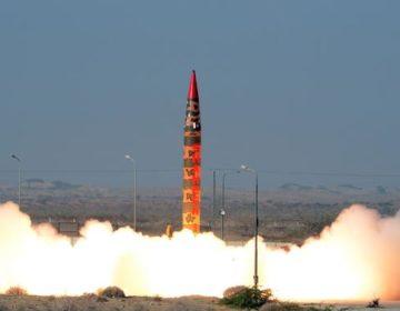 Augmentation constante des arsenaux nucléaires en Asie