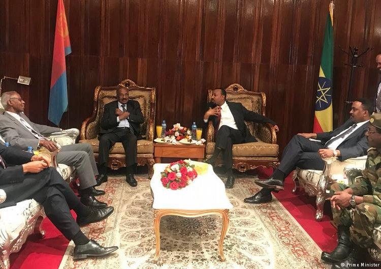 L'Ethiopie tend la main à l'Erythrée