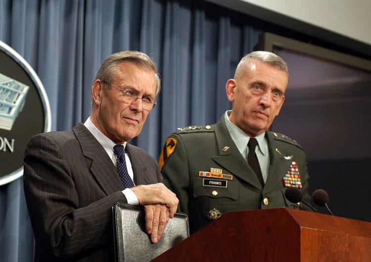 Révolution dans les Affaires Militaires : fondements et causes d'un concept