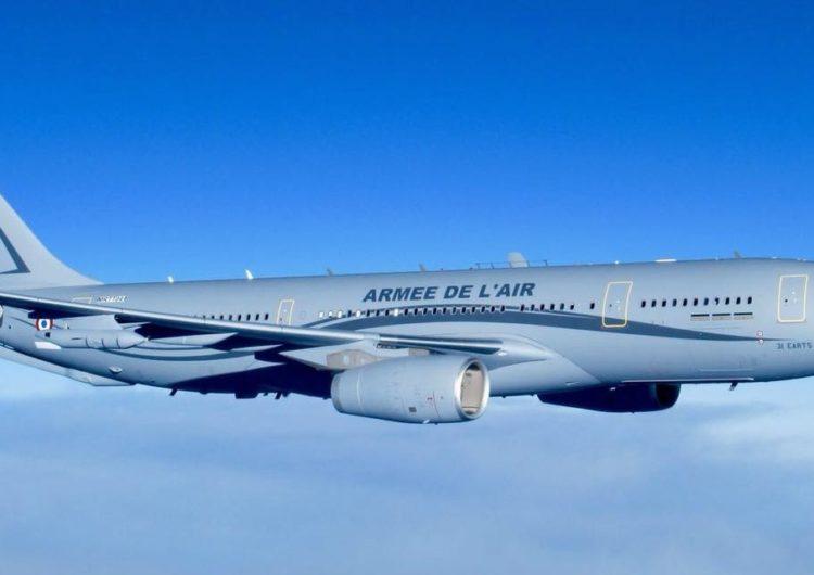 """La ministre des armées entérine l'accélération de la livraison des avions polyvalents """"MRTT Phénix"""""""