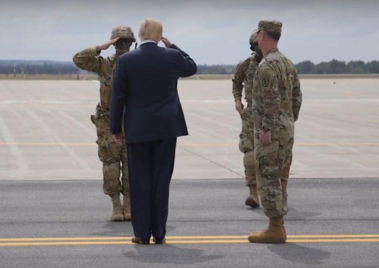 « Fort Trump », prochaine base américaine en Pologne