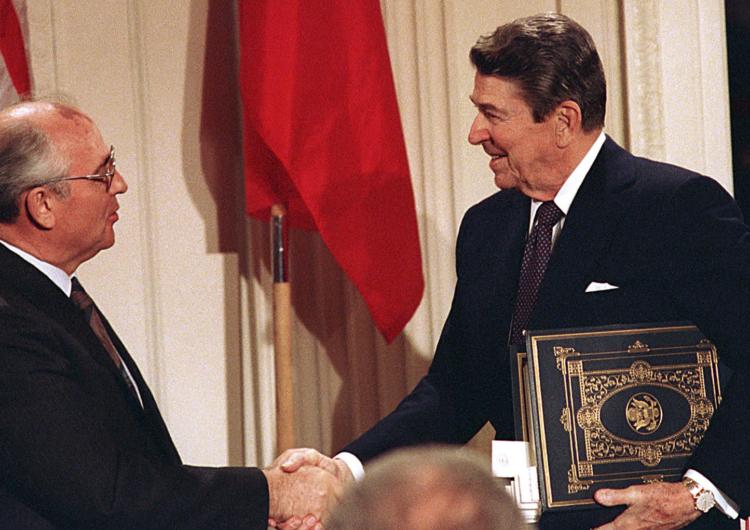 Retrait des Etats-Unis du Traité sur les forces nucléaires à portée intermédiaire avec la Russie