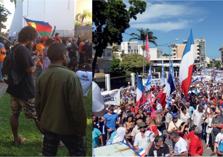 Nouvelle-Calédonie – Les enjeux du référendum du 4 novembre 2018