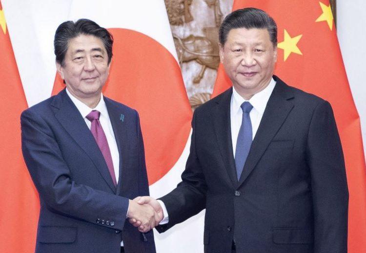 Chine/Japon – A Pékin, rapprochement affiché entre la Chine et le Japon