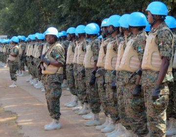 Centrafrique: guerre d'influence entre la France et la Russie