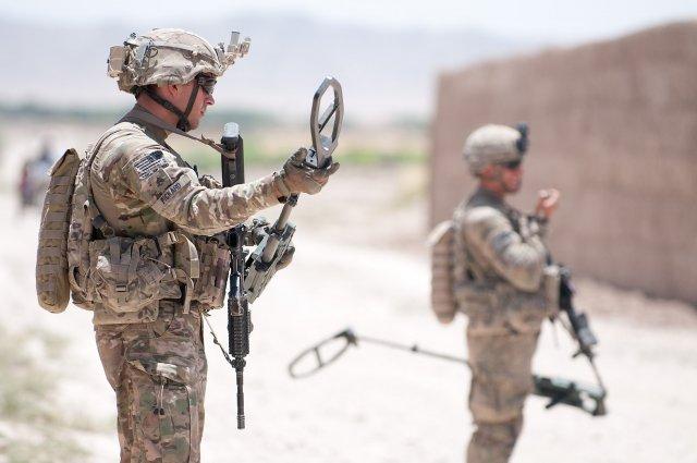 Opérations américaines en Afghanistan : point de situation
