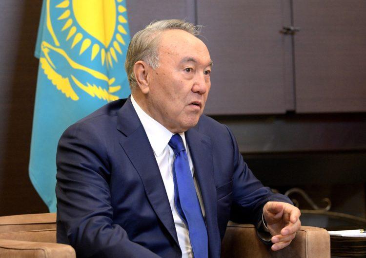 Démission du président Nursultan Nazarbayev au Kazakhstan