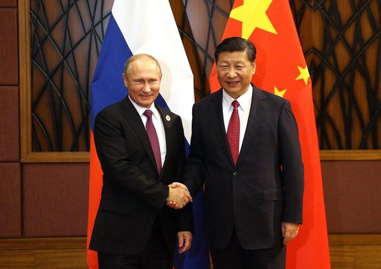 «Один пояс, один путь», « One Belt, one road» : Vladimir Poutine en Chine pour la conférence sur les nouvelles routes de la soie.
