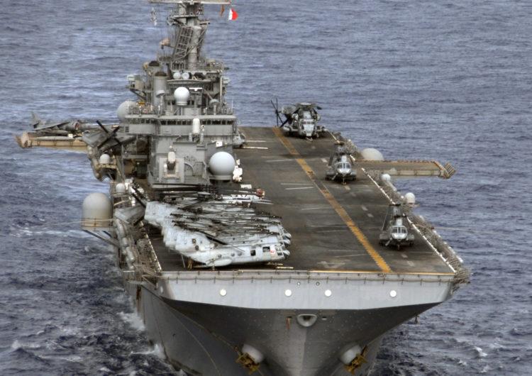 Point de situation opérationnel Amérique : focus sur la destruction du drone iranien par l'USS Boxer