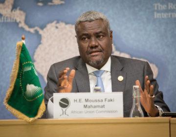 Réunion entre la Commission Européenne et la Commission de l'Union Africaine