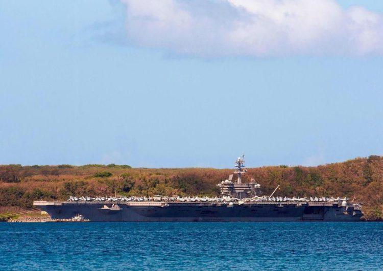 L'US Navy en crise sur fond de tensions en Indo-Pacifique