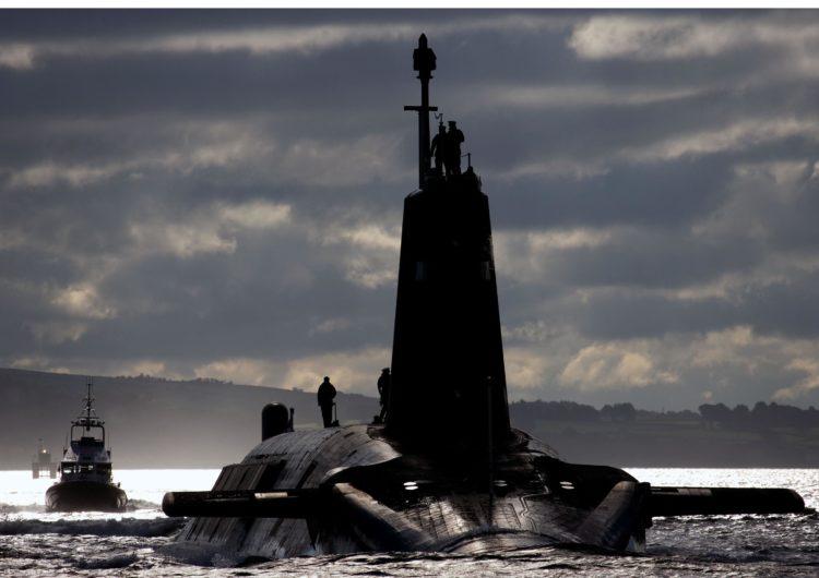 Inquiétudes quant à la permanence de la dissuasion nucléaire au Royaume-Uni