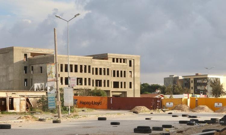 Reprise du contrôle de l'ouest libyen par le gouvernement d'union nationale