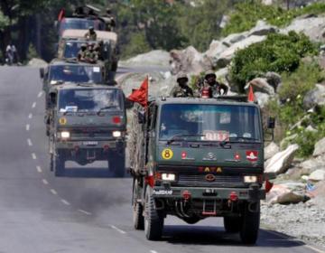 Chine/Inde : escalade brutale sur la frontière himalayenne