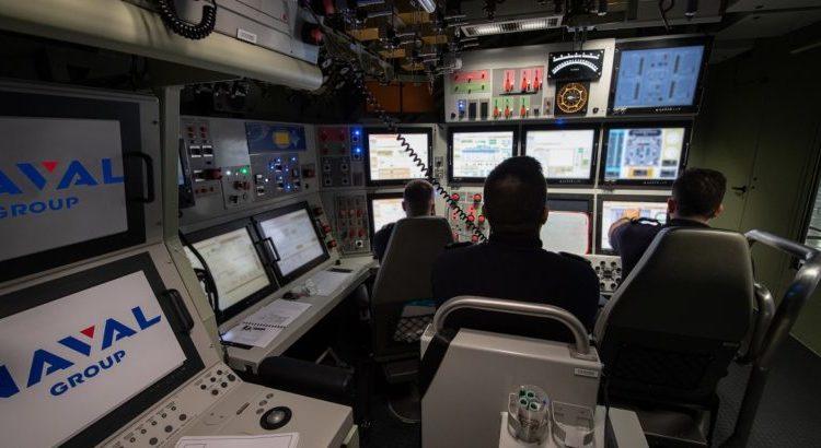 France – Livraison du Suffren à la Marine nationale