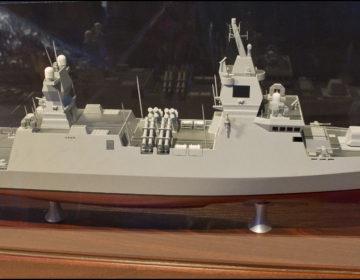 Israël : Réception de navires Saar 6 et changement de doctrine navale