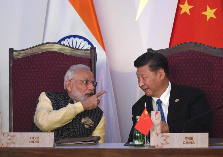 Les tensions sino-indiennes et le jeu des alliances